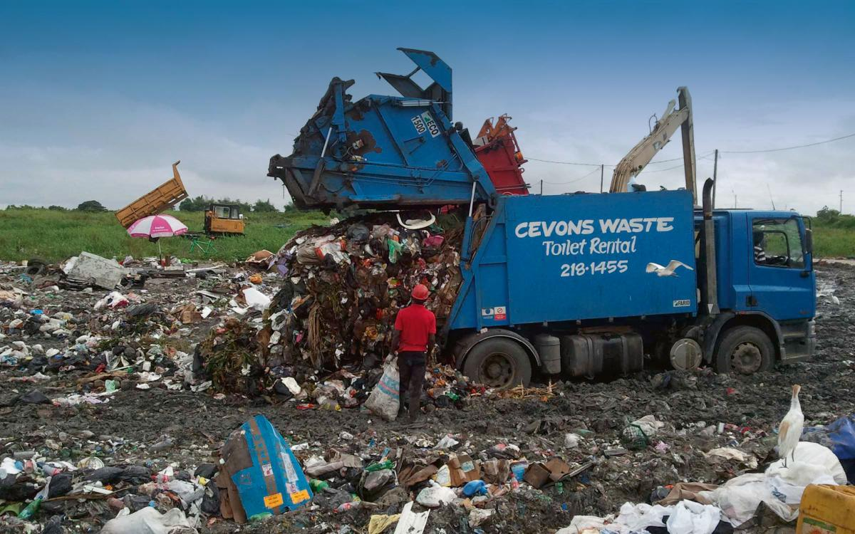 Solid Waste Disposal on Hydro Resources